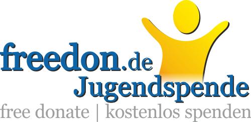 Logo freedon.de Jugendspende
