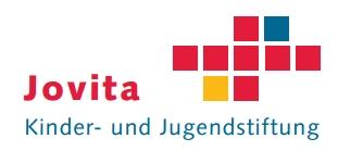 Logo Kinder- und Jugendstiftung Jovita