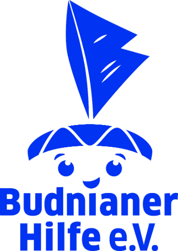 Logo Budnianer Hilfe e.V.